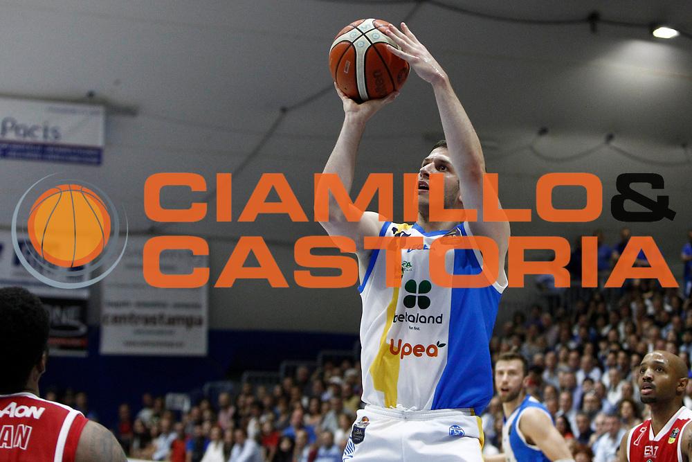 Ivanovic <br />Betaland Capo D'Orlando Vs EA7 Emporio Armani Olimpia Milano<br />Playoff Gara 4<br />LegaBasket 2016/2017<br />Capo d&rsquo;Orlando 18/05/2017<br />Foto Ciamillo-Castoria