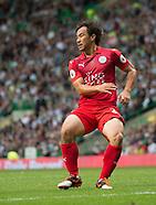 Okazaki at Celtic ICC game