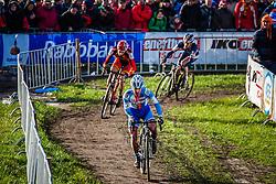 Vladimir KYZIVAT (CZE), 3rd lap at Men UCI CX World Championships - Hoogerheide, The Netherlands - 2nd February 2014 - Photo by Pim Nijland / Peloton Photos