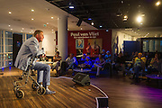 Foto: Gerrit de Heus. Den Haag. 04-09-2015. Bibliotheek Paul van Vliet 80 jaar.