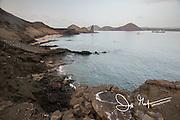 Bartolome island, part of the Galapagos islands of Ecuador.