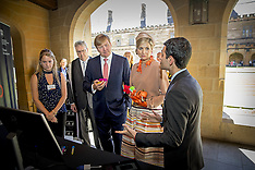 Sydney King Willem-Alexander and Queen Maxima of The Netherlands visit the University of Sydney - 3