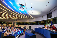 Meeting with European Parliament's Comitee on Foreign Affairs