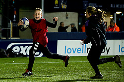 Worcester Warriors Community activities ahead of Worcester Warriors v Castres Olympique - Mandatory by-line: Robbie Stephenson/JMP - 17/01/2020 - RUGBY - Sixways Stadium - Worcester, England - Worcester Warriors v Castres Olympique - European Rugby Challenge Cup