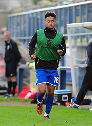 Bristol Rovers' Dominic Thomas - Photo mandatory by-line: Neil Brookman/JMP - Mobile: 07966 386802 - 25/10/2014 - SPORT - Football - Dorchester - The Avenue Stadium - Dorchester Town v Bristol Rovers - FA Cup Qualifying with Budweiser