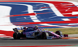 November 2, 2019, Austin, United States of America: Motorsports: FIA Formula One World Championship 2019, Grand Prix of United States, .#18 Lance Stroll (CAN, Racing Point F1 Team) (Credit Image: © Hoch Zwei via ZUMA Wire)