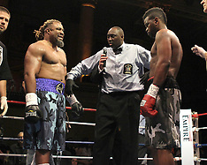 May 21, 2010: Shannon Briggs vs Dominique Alexander