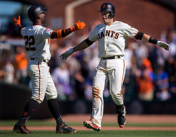 Buster Posey, 2018
