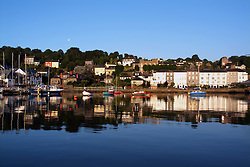 July 21, 2019 - Kinsale, River Bandon, County Cork, Ireland (Credit Image: © Peter Zoeller/Design Pics via ZUMA Wire)
