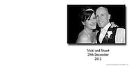 Vicki and Stuart - Album Layout Version One