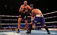 Tyson Fury v Sefer Seferi 9 June 2018