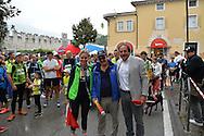 La Happu family Run, partenza da piazza Fiera, Trento 2 ottobre 2016 © foto Daniele Mosna