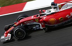 September 30, 2016 - Sepang, Malaysia - Motorsports: FIA Formula One World Championship 2016, Grand Prix of Malaysia, ..#5 Sebastian Vettel (GER, Scuderia Ferrari) (Credit Image: © Hoch Zwei via ZUMA Wire)