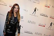 AMSTERDAM - In Hotel The Grand hield Grazia hun jaarlijkse 'Grazia Red Carpet Awards'. Met hier op de foto  Georgina Verbaan. FOTO LEVIN DEN BOER - PERSFOTO.NU