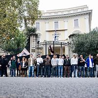 Forza Nuova solidarietà ad Alba Dorata