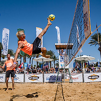The World Red Sea Footvolley Cup 2018 - Day 2