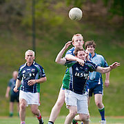April 18, 2010 - Bronx, NY : The New York Gaelic Athletic Association's Dublin and Astoria Gaels squads faced off on April 18. Pictured is Fergal Wilson??? a Riverdalian??