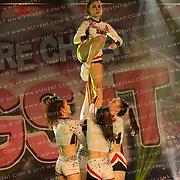 1075_Scruffy Mutt Cheerleading - Senior  Level 2 Stunt Group