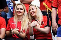 Tifose Albania Supporters <br /> Marseille 15-06-2016 Stade du Velodrome <br /> Football Euro2016 France - Albania / Francia - Albania Group Stage Group A<br /> Foto Massimo Insabato / Insidefoto