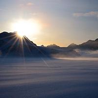 Spitsbergen sunset