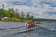 Rowing regatta<br />Kenora<br />Ontario<br />Canada