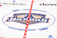 OKC Barons Ice and Sign Installation - 9/19/2011