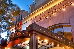 O Hotel Sheraton Porto Alegre está localizado no Bairro Moinhos de Vento e a apenas 10 minutos do Aeroporto Internacional Salgado Filho. FOTO: Jefferson Bernardes / Agência Preview