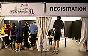 "The ""2014 Real Insurance Sydney Harbour 5k and 10k""<br />