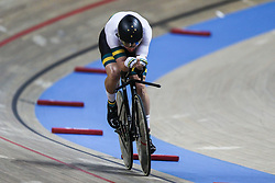 March 1, 2019 - Pruszkow, Poland - Alexander Porter (AUS) - Individual pursuit on day three of the UCI Track Cycling World Championships held in the BGZ BNP Paribas Velodrome Arena on March 01, 2019 in Pruszkow, Poland. (Credit Image: © Foto Olimpik/NurPhoto via ZUMA Press)