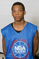PG Byron Brown (Buffalo, NY / City Honors)..The National Basketball Players Association held a camp for the Top 100 high school basketball prospects at the John Paul Jones Arena at the University of Virginia in Charlottesville, VA from June 20, 2007 through June 23, 2007.