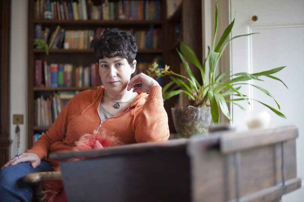 Joanne Harris - Author - The Times