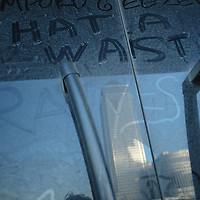 Docklands, Canary Wharf: 'What a waste'..