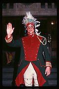 Roddy Owen at Piers Gaveston Ball. Oxford Town Hall.1981 approx© Copyright Photograph by Dafydd Jones 66 Stockwell Park Rd. London SW9 0DA Tel 020 7733 0108 www.dafjones.com