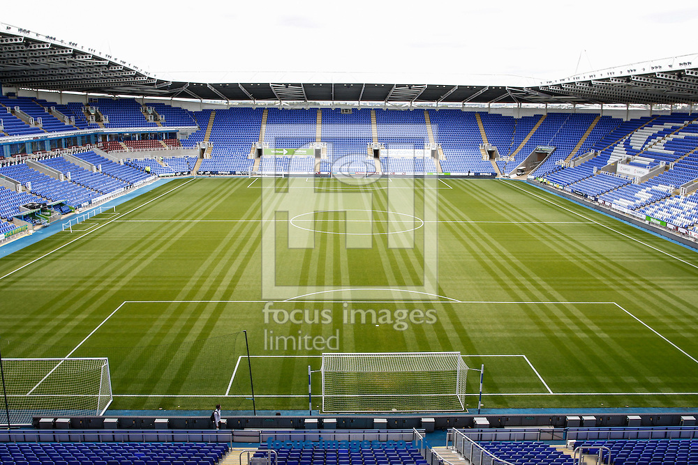 A general view of the stadium before the Sky Bet Championship match at the Madejski Stadium, Reading<br /> Picture by Andrew Tobin/Focus Images Ltd +44 7710 761829<br /> 16/08/2014