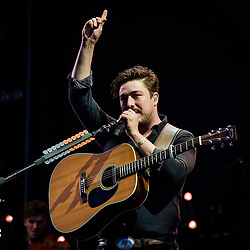 """File photo dated 28/05/16 of Marcus Mumford, who has slammed the """"shambolic"""" initial response to the Grenfell Tower fire as he announced a charity football game raising funds for survivors."""
