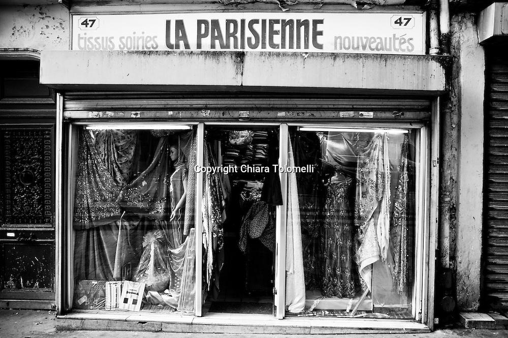Goutte d'Or, quartiere africano di Parigi