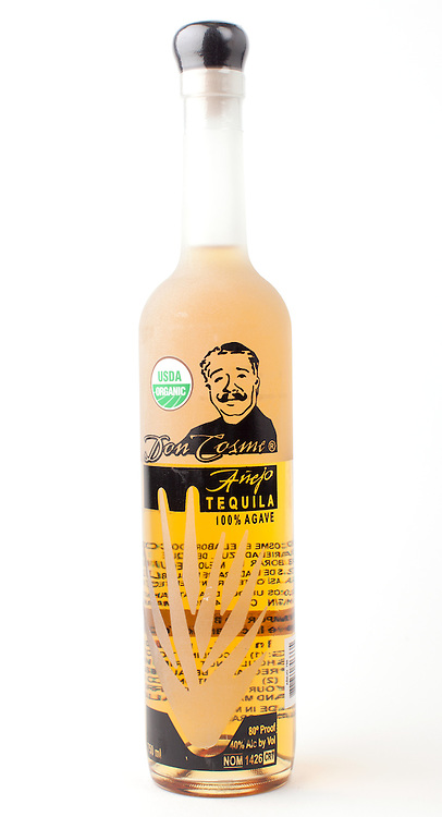 Don Cosme anejo -- Image originally appeared in the Tequila Matchmaker: http://tequilamatchmaker.com