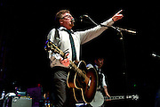 Flogging Molly at the Lifestyles Community Pavilion in Columbus, Ohio on July 29, 2011