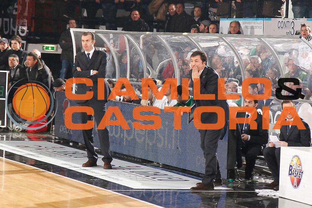 DESCRIZIONE : Caserta Lega A 2011-12 Otto Caserta Montepaschi Siena<br /> GIOCATORE : Simone Pianigiani Luca Banchi<br /> SQUADRA : Montepaschi Siena<br /> EVENTO : Campionato Lega A 2011-2012<br /> GARA : Otto Caserta Montepaschi Siena<br /> DATA : 05/02/2012<br /> CATEGORIA : ritratto<br /> SPORT : Pallacanestro<br /> AUTORE : Agenzia Ciamillo-Castoria/A.De Lise<br /> Galleria : Lega Basket A 2011-2012<br /> Fotonotizia : Caserta Lega A 2011-12 Otto Caserta Montepaschi Siena<br /> Predefinita :