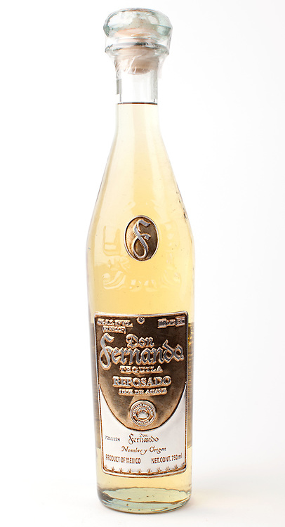 Don Fernando reposado -- Image originally appeared in the Tequila Matchmaker: http://tequilamatchmaker.com
