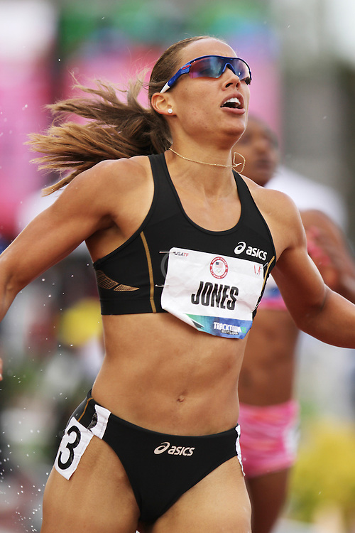 Olympic Trials Eugene 2012 Lolo Jones, womens 100 hurdles,
