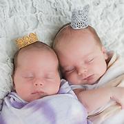 Charlie & Edie Newborn