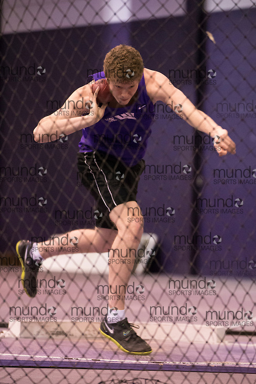 of London Western Track and Field Club competes at theSTL-LW All Comers Meet # 2 in London, Ontario, Saturday, January 24, 2015.<br /> Mundo Sport Images/ Geoff Robins