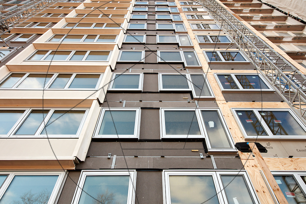 Sorgenfrivang,Sorgenfri, Renovering, almen bolig , eksteriør, facader, facader med vinduer