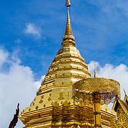 THA/Bangkok/20160729 - Vakantie Thailand 2016 Bangkok, Doi Suthep Tempel