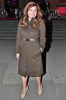 LONDON - October 30: Karen Brady in London (Photo by Brett D. Cove)