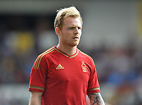 Chris Burke, Nottingham Forest