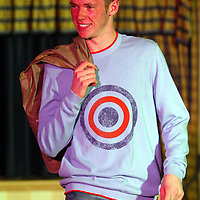 Jim Weir Testimonial Fashion Show...18.03.04<br />
