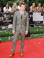 Xavier Samuel The Twilight Saga: Eclipse UK Gala Premiere, Leicester Square Gardens, London, UK, 01 July 2010:  For piQtured Sales contact: Ian@Piqtured.com +44(0)791 626 2580 (Picture by Richard Goldschmidt/Piqtured)