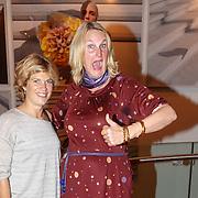 NLD/Amsterdam/20151019 - Premiere Fatal Attraction, Christine van Stralen en ......